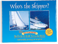 Who's the Skipper? Boater's Game