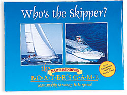 Who's the Skipper Boater's Game