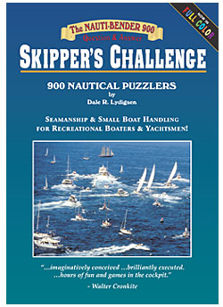 Skipper's Challenge Book with 900 Nautical Puzzlers