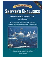 Skipper's Challenge Nautical Puzzler Book